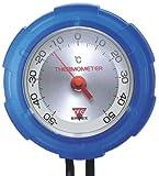 エンペックス 温度計 サーモマックス50 限定カラー クリアブルー FG-7356