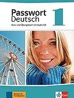 Passwort Deutsch: Kurs und Ubungsbuch 1 mit Audio-CD