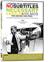 No Subtitles Necessary: Laszlo & Vilmos [DVD] [Import]