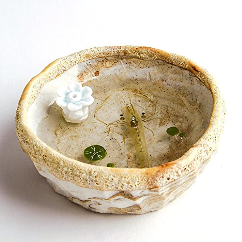 マラウイ生じる威信お香立て お香たて 香の器 お香を焚いて 香皿,陶磁器、イエロー