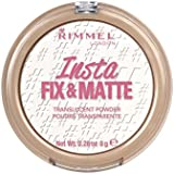 Rimmel London Insta Fix and Matte Powder, 8 g
