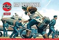 エアフィックス 1/76 イギリス空軍 RAF人員 プラモデル X-0747V