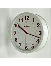 DOUBLE FACES WALL CLOCK (アイボリー)