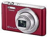 CASIO デジタルカメラ EXILIM EX-ZS240RD 手ブレに強い光学12倍ズーム シャッターを押すだけでキレイに撮れる