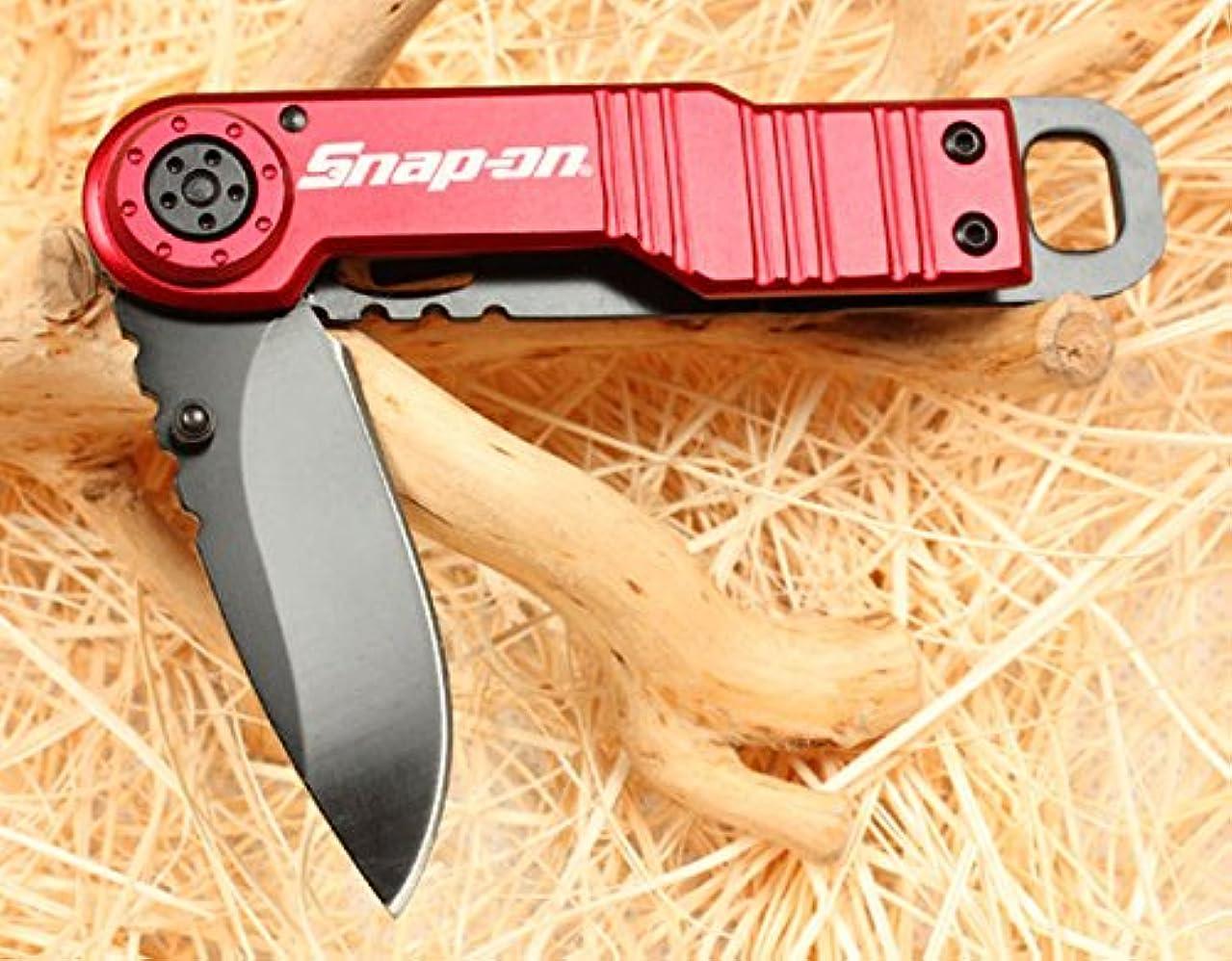 サンダル超越するの面ではIron Man 折りたたみナイフ 直刃