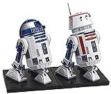 スター・ウォーズ R2-D2 & R5-D4 1/12スケール プラモデル