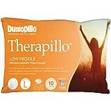 DUNLOPILLO Therapillo Low Profile Memory Foam Pillow