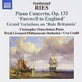 Piano Concertos 3 (Farewell to England)