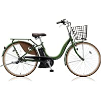 ブリヂストン(BRIDGESTONE) アシスタファイン A6FC18 26インチ 電動アシスト自転車 専用充電器付