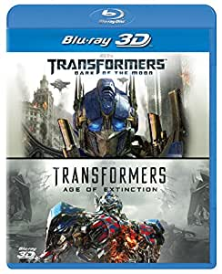 トランスフォーマー/ダークサイド・ムーン&トランスフォーマー/ロストエイジ 3D ベストバリューBlu-rayセット  (期間限定スペシャルプライス)