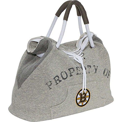 (リトルアース) Littlearth バッグ トートバッグ NHL Hoodie Tote Grey/Boston Bruins 並行輸入品