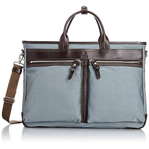 [タケオ キクチ] ビジネスバッグ A4 エアー 722503 ブルー