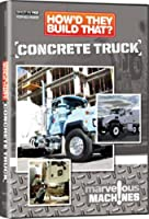 How'd They Build That: Concrete Truck [DVD] [Import]