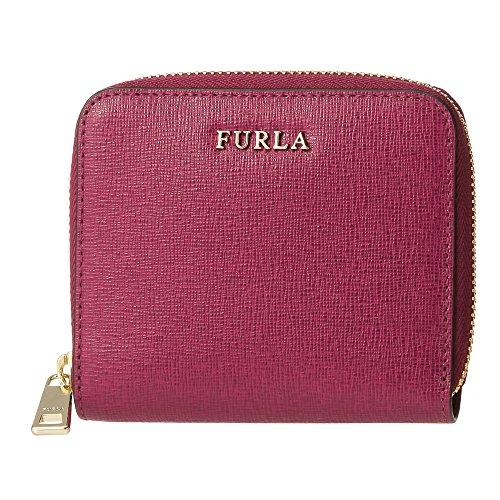 フルラ(FURLA) 2つ折り財布 PR84 B30 903628 バビロン 赤紫 [並行輸入品]
