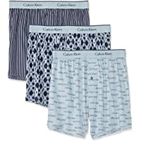 Calvin Klein Men's Slim Fit Boxers (3 Pack)