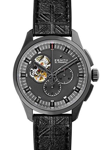 ゼニス メンズ腕時計 クロノマスター1969 ローリングスト...