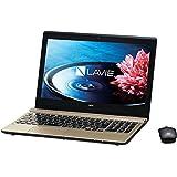 日本電気 LAVIE Note Standard - NS750/BAG クリスタルゴールド PC-NS750BAG