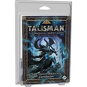 Fantasy Flight Games UTM14 Talisman - The Deep Realms by Fantasy Flight Games [並行輸入品]