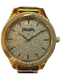 [フォリフォリ] Folli Follie 時計 レオパード柄 ビニール WF17P019ZP [中古] レディース
