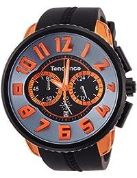 [テンデンス]TENDENCE 腕時計 Altec Gulliver ブラック文字盤 TY146003 【正規輸入品】
