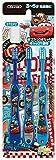 スケーター 歯ブラシ 園児用 3-5才 毛の硬さ普通 3本組 カーズ 15 TB5T