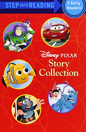 Disney/Pixar Story Collection (Step into Reading)の詳細を見る