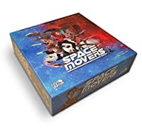 Space Movers 2201 Board Game by IDW Games