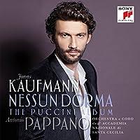 Nessun Dorma: Puccini Album by Jonas Kaufmann (2015-09-23)