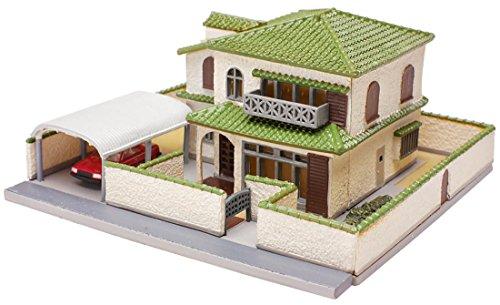 トミーテック ジオコレ 建物コレクション 011-3 現代住宅A3 ジオラマ用品