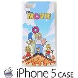 シンプソンズ iPhone5ケース iPhone5sケース【カラー4】iPhone5用