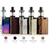 Eleaf 【正規品】iStick Pico+MELO3mini kit 本体と電池セット VTC5バッテリー付き (Brushed Black silver)