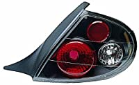 IPCW CWT-406B2 Crystal Eyes Bermuda Black Tail Lamp - Pair [並行輸入品]