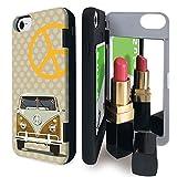 iPhone8 iPhone7 iPhone6 iPhone6s ケース tpu ミラー付き 高級車 外車 車 ドット 土 カードケース 自動車 かっこいい アイフォン8 アイフォン7 アイフォン6 アイフォン6s カバー くるま iPhoneケース