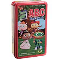 Super Why Bingo Travel Tin
