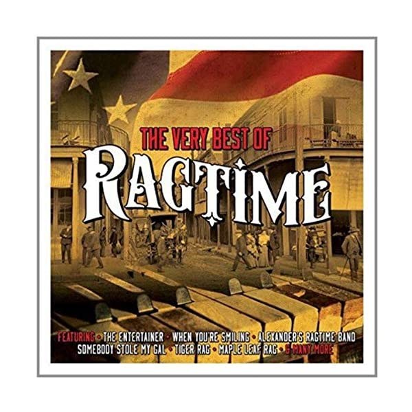 The Very Best Of Ragtime...の商品画像