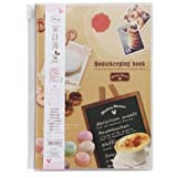 カミオジャパン ミッキーマウス 家計簿 A5 ファスナーポケット付き フォトスイーツ カフェ ディズニー