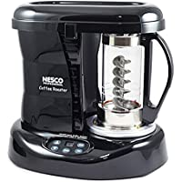 【日本語説明書付き】NESCO 簡単操作!コーヒーロースター コーヒー豆焙煎機 [並行輸入品]