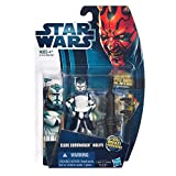 Hasbro スター・ウォーズ 2012 クローン・ウォーズ ベーシックフィギュア クローンコマンダー ウルフ/Star Wars 2012 The Clone Wars Action Figure CW17 Clone Commander Wolffe【並行輸入】