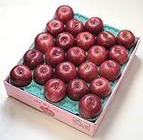 """りんご 山形県産 紅玉(こうぎょく)りんご""""・5kg箱(20~23個)満杯詰め"""
