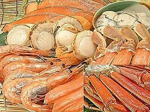 豪華絢爛 海鮮焼き 海鮮バーベキュー 鉄板焼き Eセット 海鮮 (3~5人前が目安)