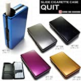 HOUSE USE PRODUCTS SLIDE CIGARETTE CASE QUIT 10P アルミ製シガレットース アッパーウエスト