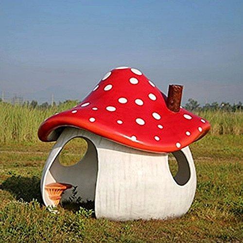 キノコのお家(おうち) [ Mushroom House ]きのこ