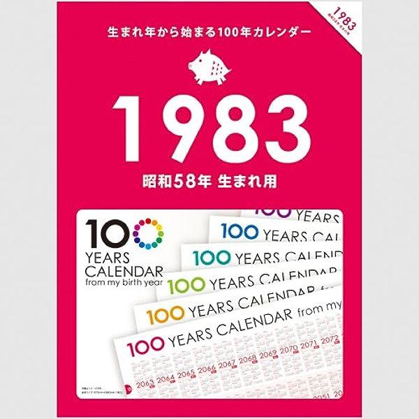 生まれ 年齢 年 1983