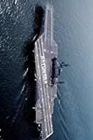 USS Midway (Cva-41) US Navy Aircraft Carrier Leaving Japan Journal: Take Notes, Write Down Memories in This 150 Page Lined Journal