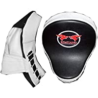 ionevict 1 Piece Wolf Curved BoxingパッドMuay Thai Kickboxing Punching歯車