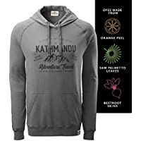 Kathmandu Men's Earthcolours Hooded Pullover Jumper Hoodie Top