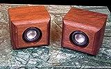 超小型オーディオスピーカー HC-TX050 ≪ペア≫