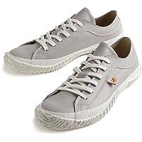 [スピングルムーブ] メンズ レディース スニーカー SPM-110 LIGHT GRAY ライトグレー 靴