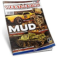 AmmoのMig Jimenez The Weathering Magazine Issue 5。泥英語# 4504 2 nd Edition