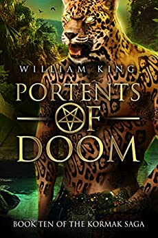 Portents of Doom ( Kormak Book Ten) (The Kormak Saga 10) by [King, William]